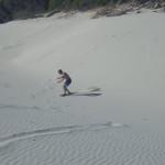 Sandboarding Bettysbay