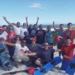 sandboarding Teambuilding